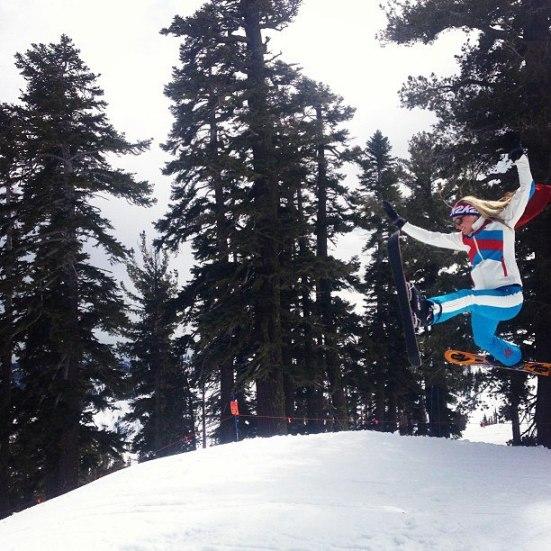 Oh yeah snowblade swafy!